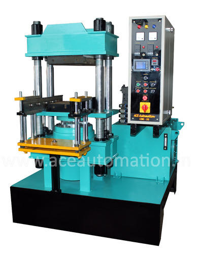 Up Stroke Rubber Moulding Press