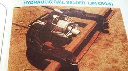 Hydraulic Rail Bender