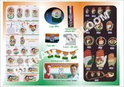 Congress Election Material