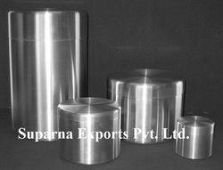 Cardamom Aluminum Canister
