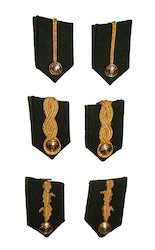 Collar Badges