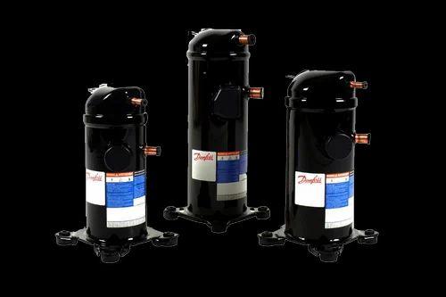 MLZ Series - Refrigeration Scroll Compressor