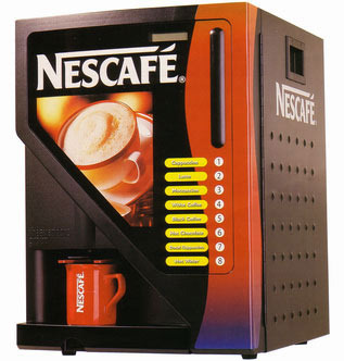 Tea And Coffee Vending Machine Nescafe Distributor Channel Partner From Pune