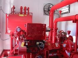 Diesel Engine Driven Fire Pumps