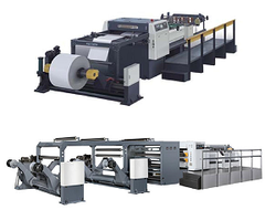 High Speed Multi Roll Sheeter Machine