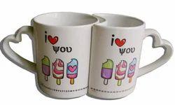 Sublimation Couple Mug Sublimation Lovers Mug