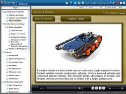 Robotics Learning Software