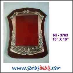 NI-3763- Wooden Trophy