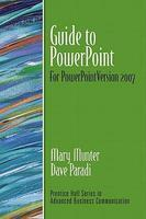 Guide To PowerPoint For Power Point Version 2007