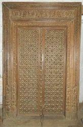 Architectural Old Door