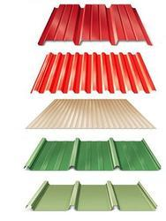 Roofing Sheets for Power Plant Canopies