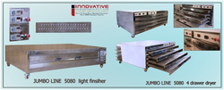 Jumbo Line 5080 4 Drawer Dryer