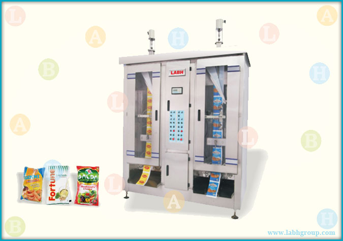 Automatic Pouch Packaging Machine for Cooking Oil