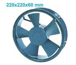 Round Axial Fans 220x220x60mm