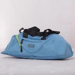 Blue Gym Bag