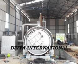 The+Perfect+Performance+10+Tons+Scrap+Tyre+Pyrolysis+Plant