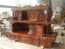 Sag Wood Shrinathji/ Haveli Mandir
