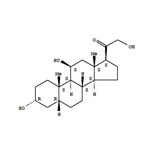 Tetrahydrocorticosterone