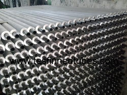 Fin Tubes for Rice Mill Heat Exchanger