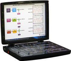 Ask Fsk BPSK DBPSK Modulator & Demodulator