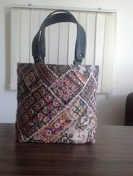 Old Embroidery Work Hnad Bag