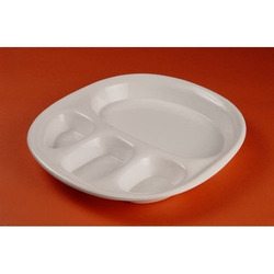 Thali 4 partition  sc 1 st  Plater Zone & Partition Plates - Thali 4 partition Manufacturer from New Delhi