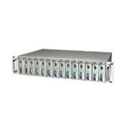 14 Slots Ethernet Media Converter Rack Mount