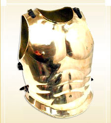 Brass Muscle Armor