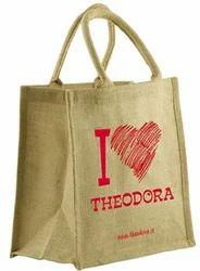 I Love Theodora Printed Promotional Bag
