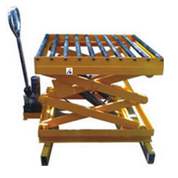 Die Loader (Scissor - Trolley)