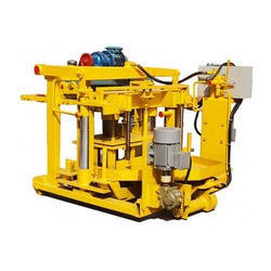 Lightweight Brick Making Machine