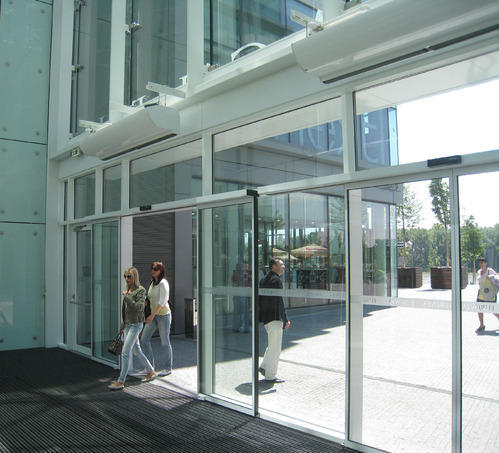 sensor glass door price in india 2