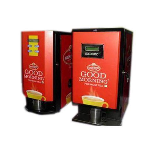 Wagh Bakri Tea Vending Machine Machine And Wagh Bakri Tea