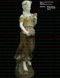 Lady Figure Sculpture