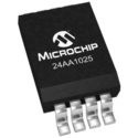 24AA1025 - Low Power I2C EEPROM