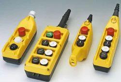 Push Button Pendant for EOT Crane