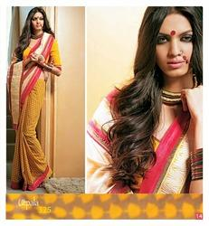 Stylish Chanderi Silk Sarees