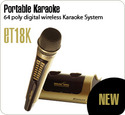 Magic Sing ET 18k (Karaoke System)