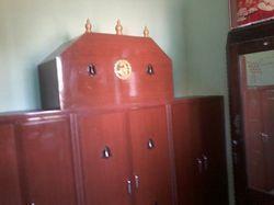PVC Pooja Room Set