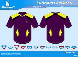 Sublimation Cricket Team Jersey