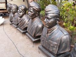 bust of national heroes