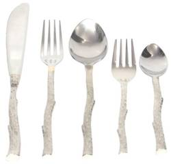 Aluminum Polished Cutlery