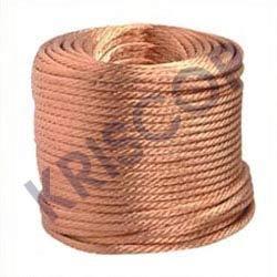braided oxygen free copper wire