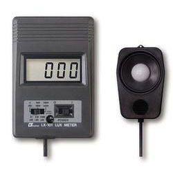 Lux Meter U.V. Meter