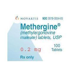 Methylergometrine Maleate Tablets