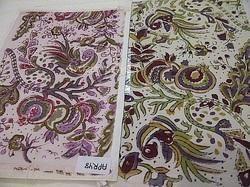 Exclusive Printed Fabrics