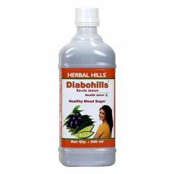Herbal Juice for Diabetes
