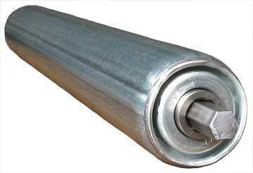 Galvanized Conveyor Roller