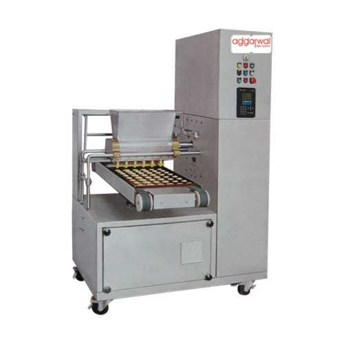 5 Nozzles Cookies Drop Machine with Wire Cut