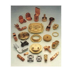 brass copper aluminium components